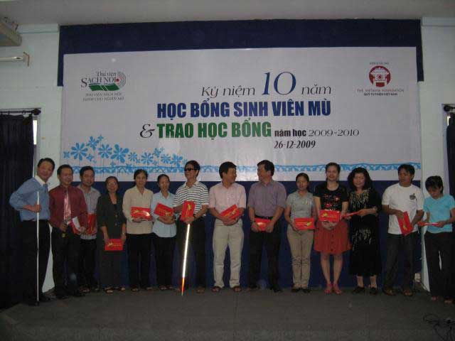 10th celebration talking book library