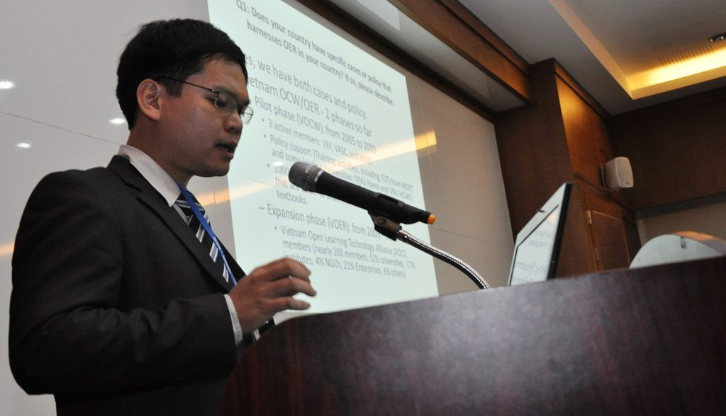 Minh Do at Policy Forum for Asia
